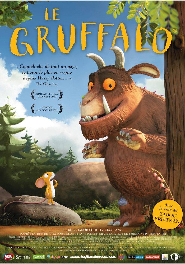 Gruffalo et autres histoires