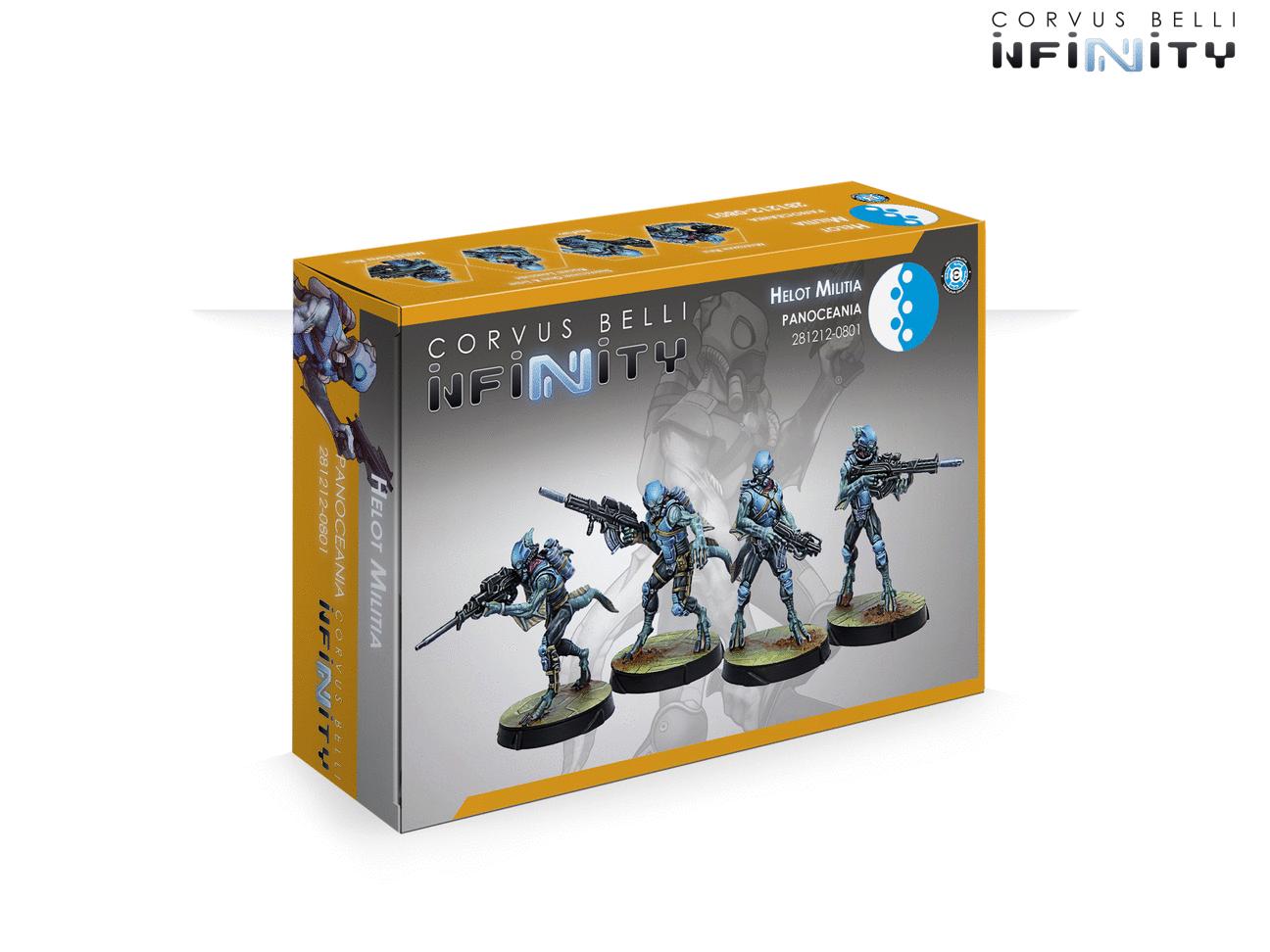 Inf - Panoceania - Helot Militia