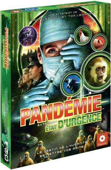 Pandemic : Etat d'urgence (ext. 3)