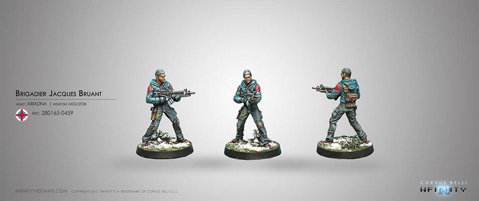 Inf - Ariadna - Brigadier Jaques Bruant