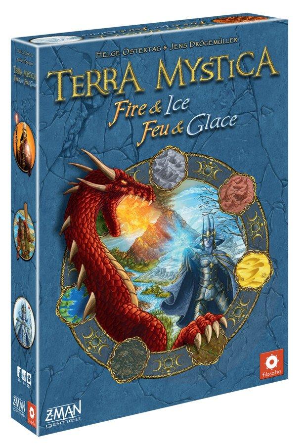 Terra Mystica - Feu et Glace