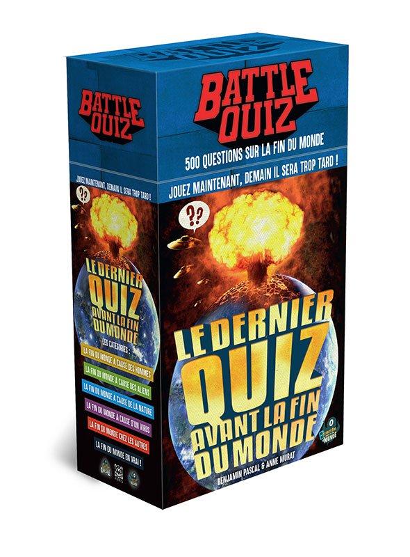 Le dernier Quiz avant la fin du monde