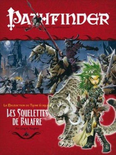 PF11 La Malédiction du Trône écarlate : Les Squelettes de Balafre (5/6)