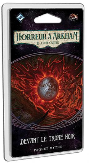Horreur à Arkham JCE - Devant le trône noir