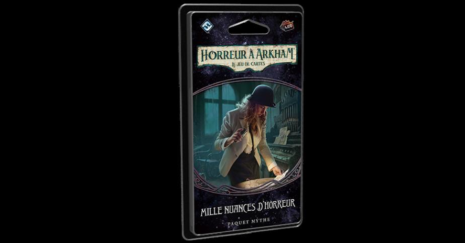 Horreur à Arkham JCE - Mille Nuances d'Horreur