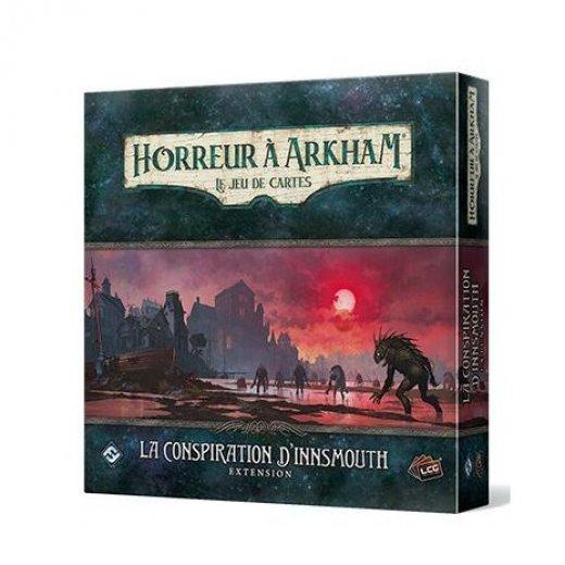 Horreur à Arkham JCE - La Conspiration D'Innsmouth