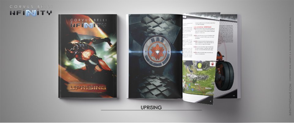 Inf - Uprising (Expansion Book)