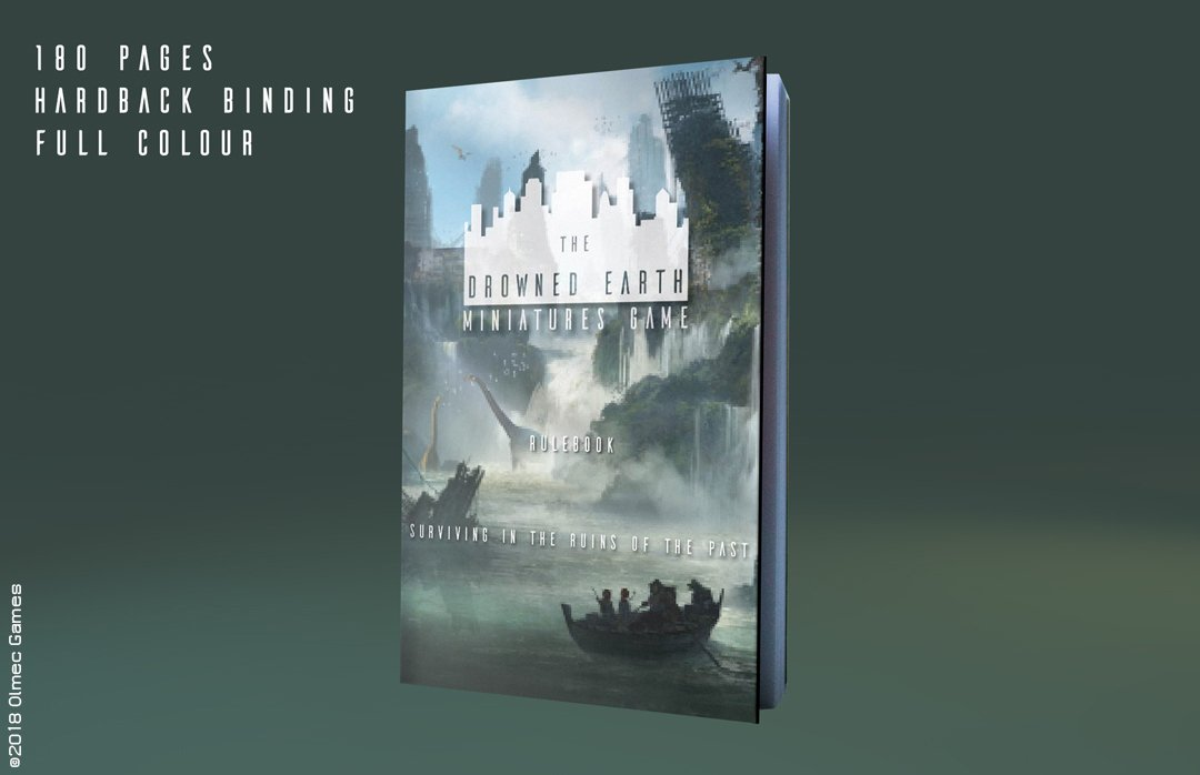 The Drowned Earth - Rulebook (eng)