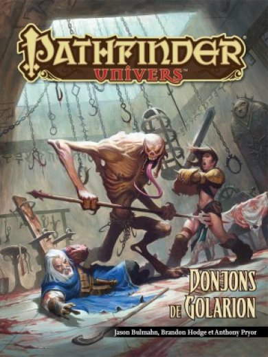 Donjons de Golarion (Pathfinder)