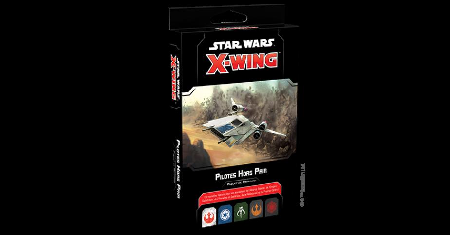 X-Wing 2.0 : Paquet De Renforts - Pilotes Hors Pair