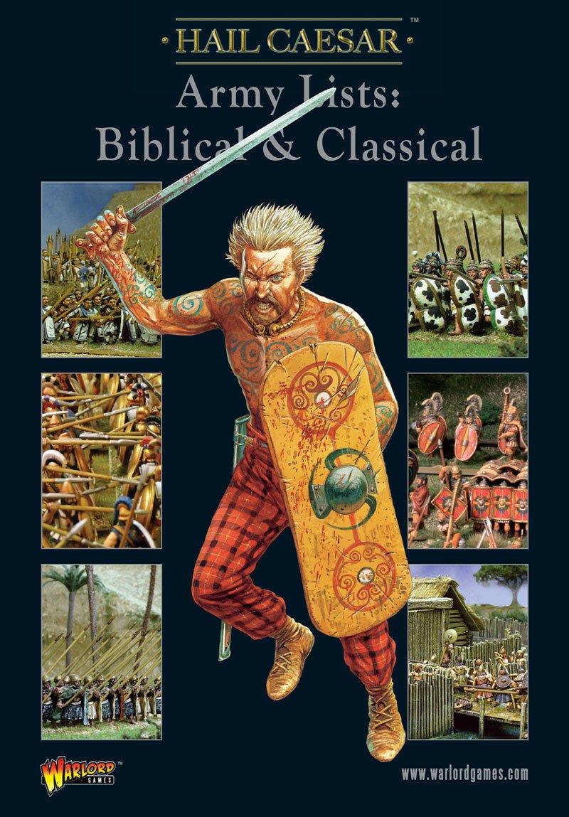 Army lists : Biblical & classical