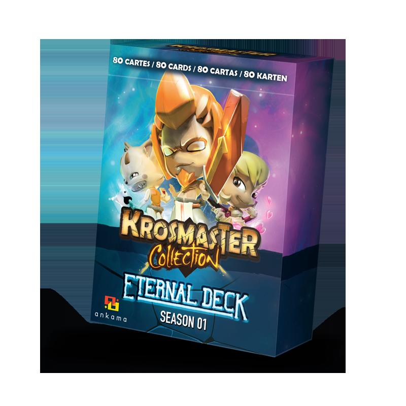 Eternal deck saison 1 (FR - EN - IT - DE)