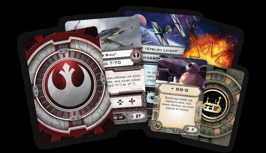 Star Wars X-Wing: Le Réveil de la Force