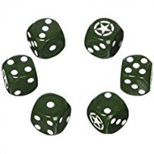 Tanks - American dice
