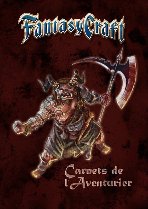 Fantasy Craft - Carnet de l'aventurier