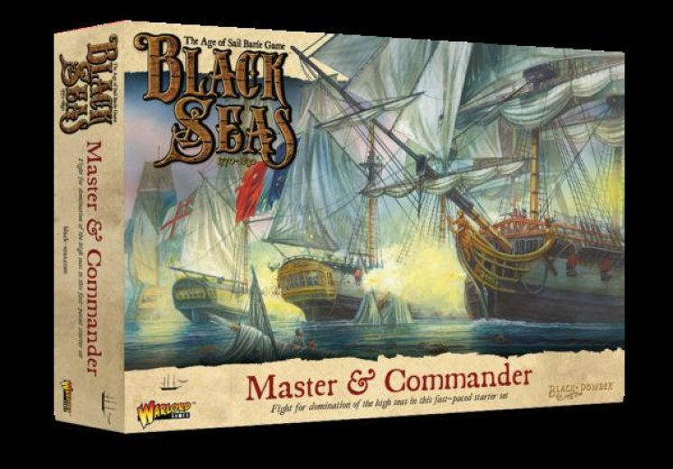 Black seas : Master & Commander