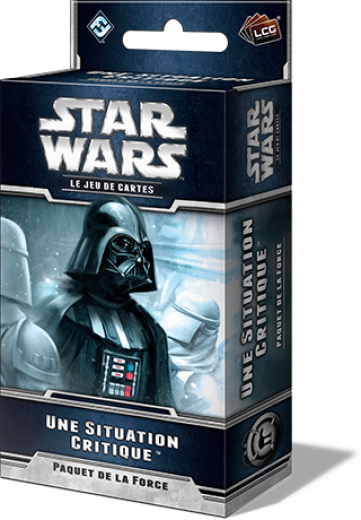 Une Situation Critique (Star Wars JCE)
