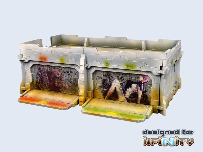 Micro art studio - District 5 garage