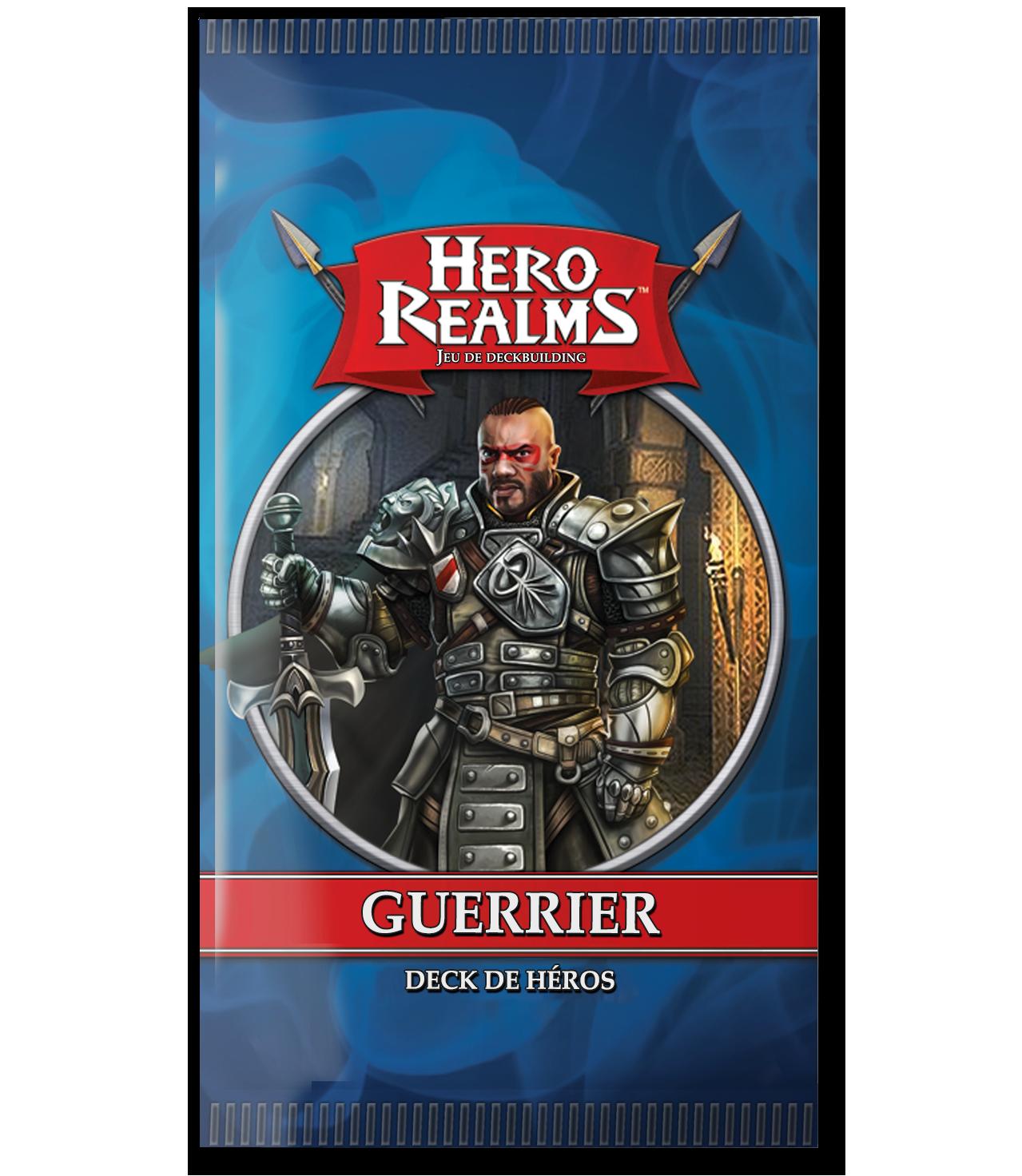 Hero Realms - Deck de héros guerrier