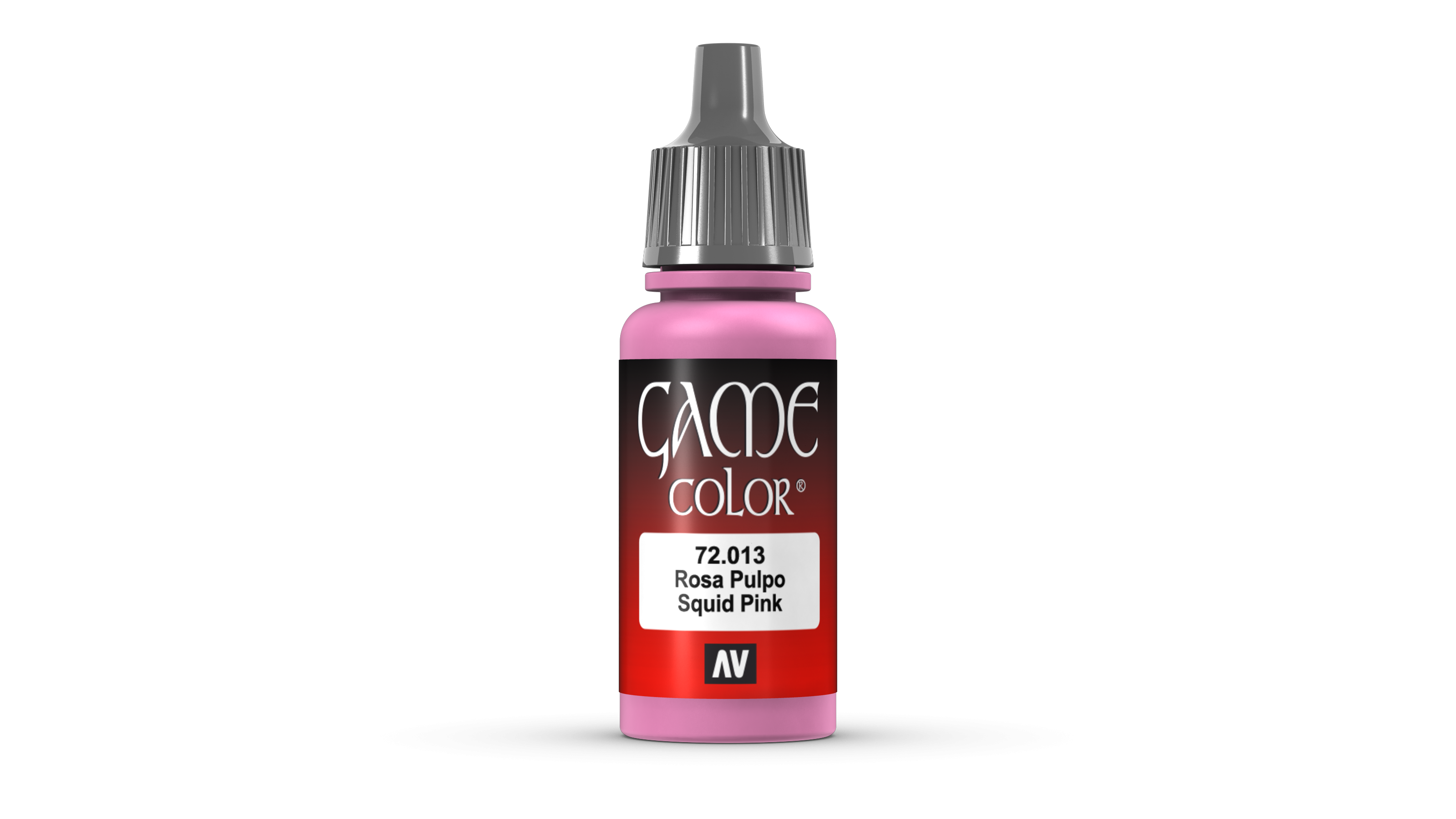 Game color - Squid pink