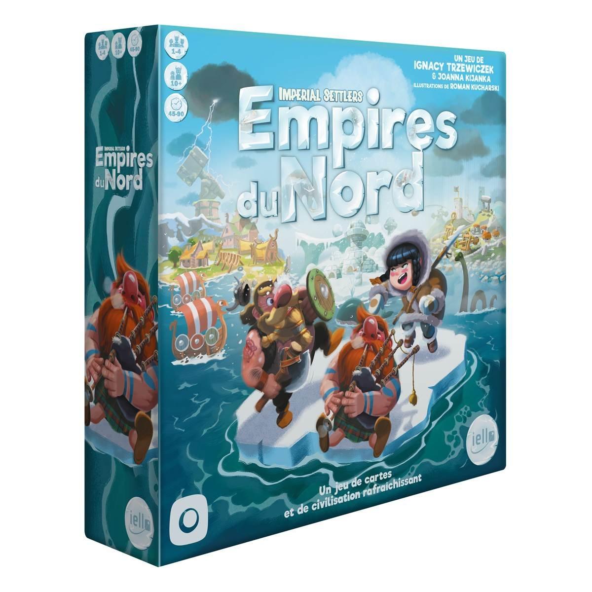 Empires du Nord