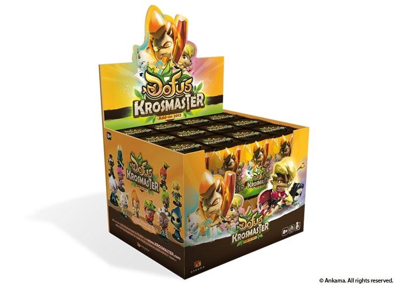 Boite de 24 Blindbox Krosmaster Arena S1 (24 pack)