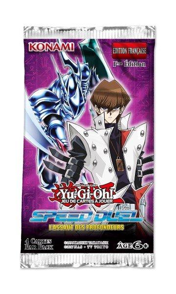 Yu-GI-oh! Speed Duel - L'assaut des profondeurs (booster)