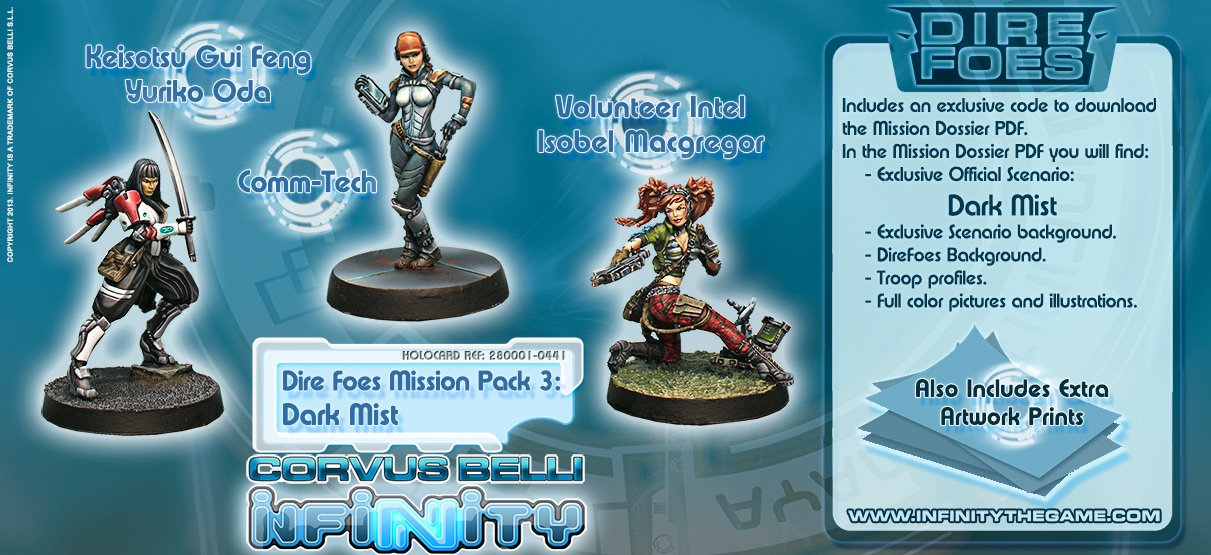INF - Mission pack 3