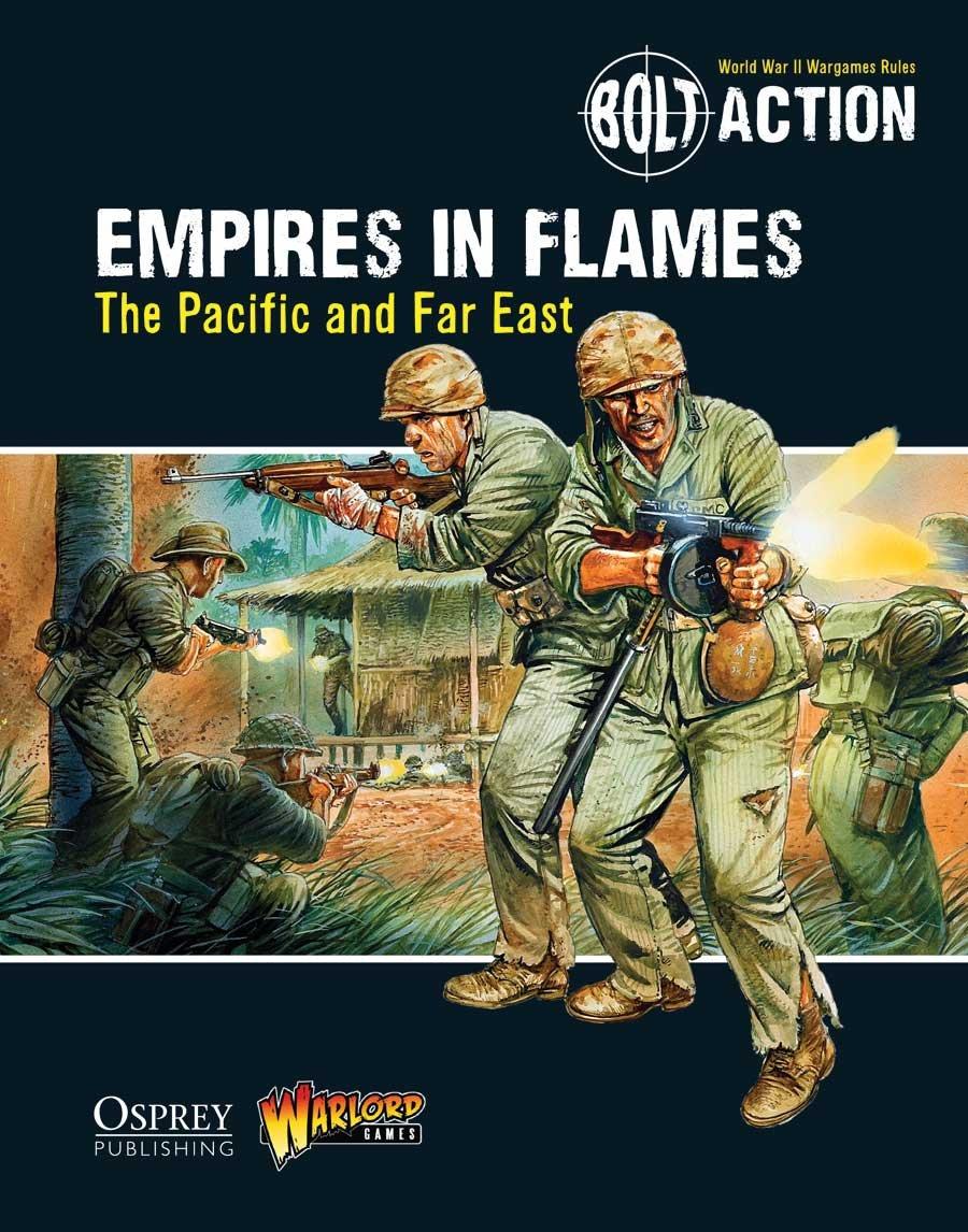 BA - Empires in flames