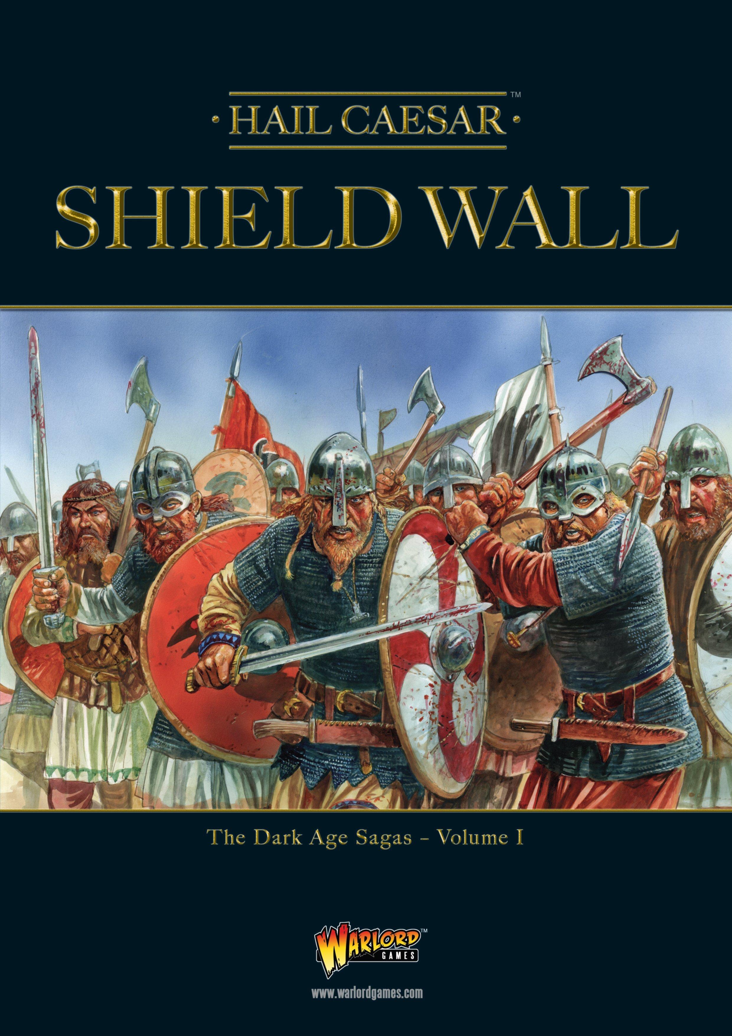 HC - Shield wall (book)