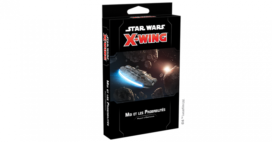 X-Wing 2.0 : Paquet D'obstacles - Moi Et Les Probabilités