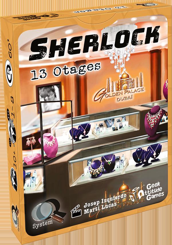 Sherlock Q system : 13 Otages