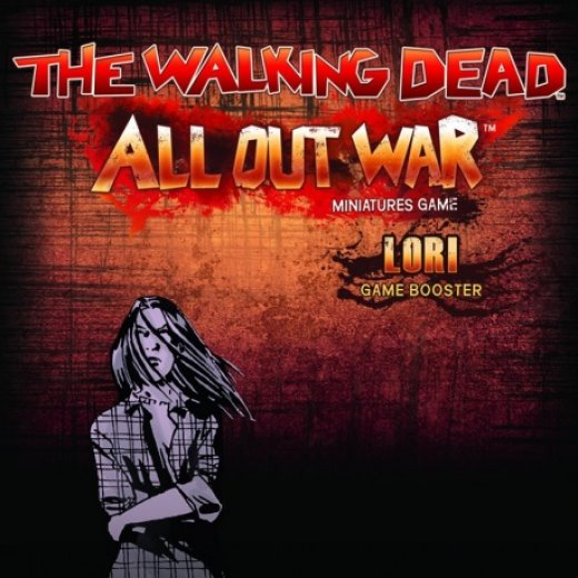 The Walking Dead All Out War - lori