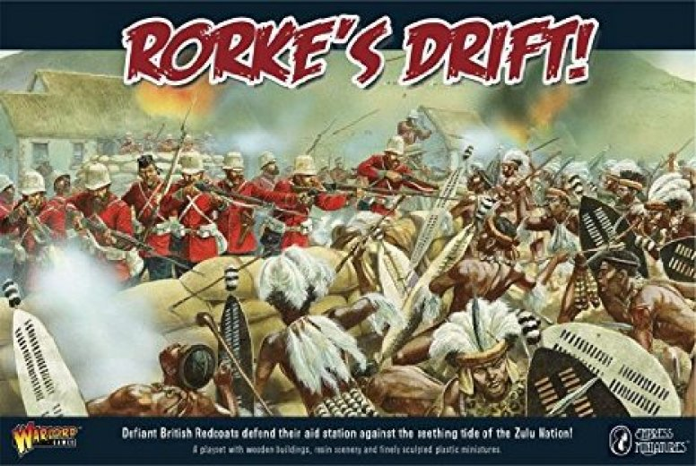 BP - Rorke's drift!