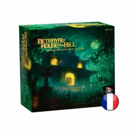 Betrayal at House on the Hill (FR)