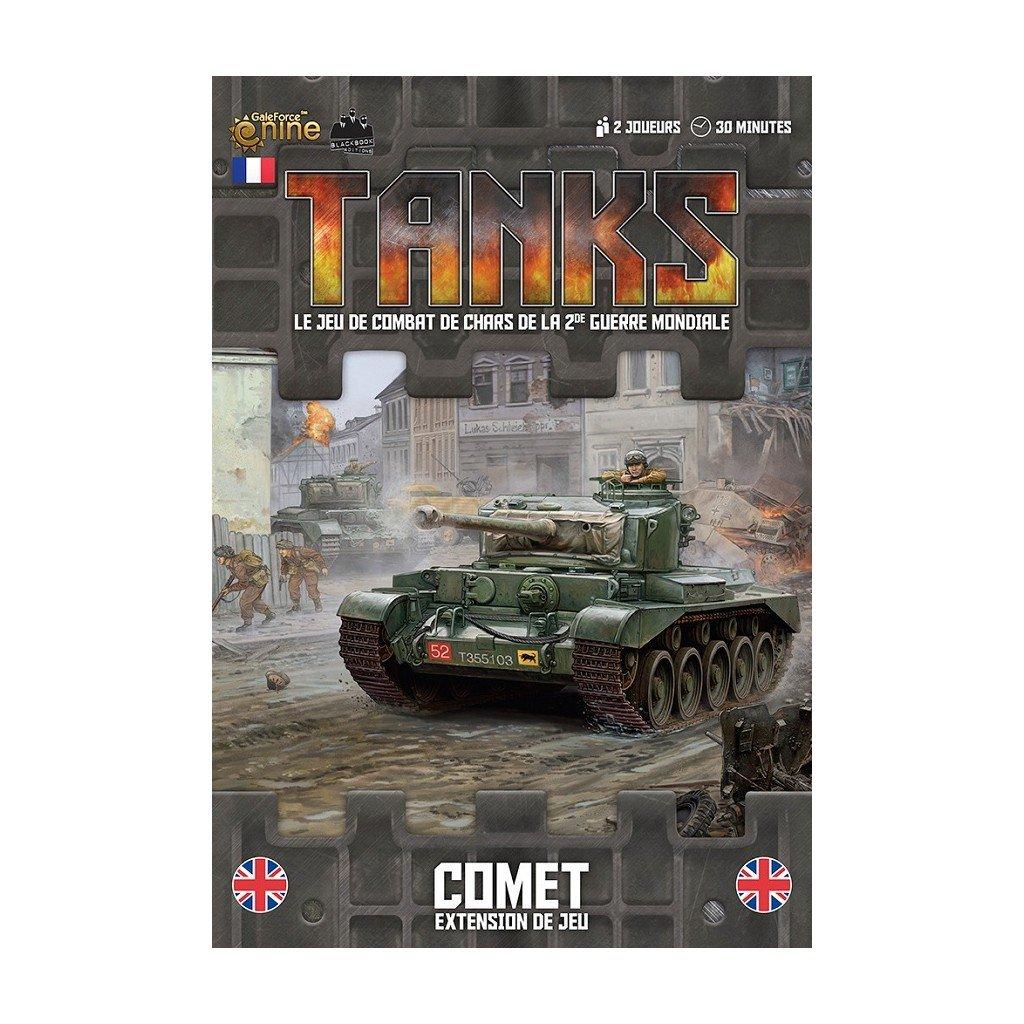 Tanks - Comet