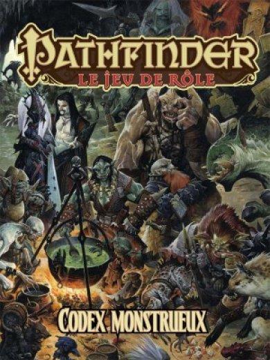 Codex Monstrueux (Pathfinder)