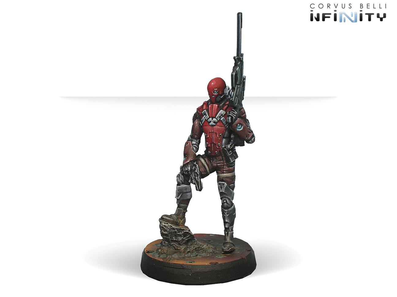 INF - Nomads - Intruders (Multi sniper rifle)