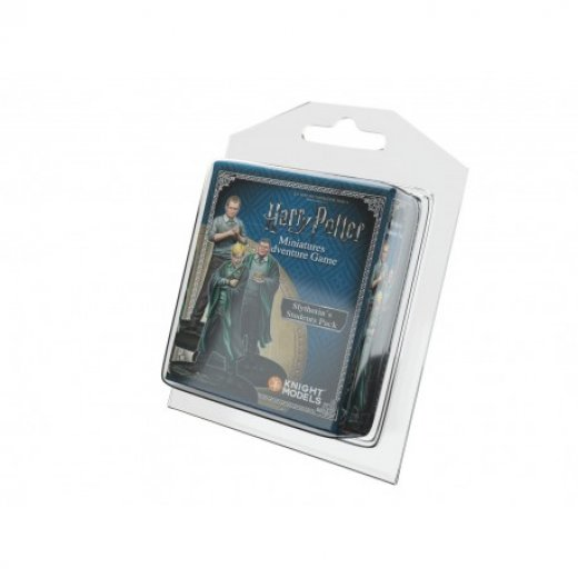 Harry Potter Miniatures - Slytherin students pack