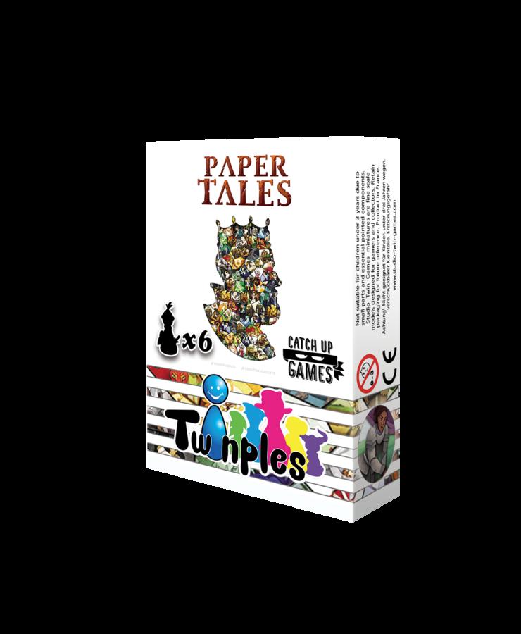 Twinples Paper Tales