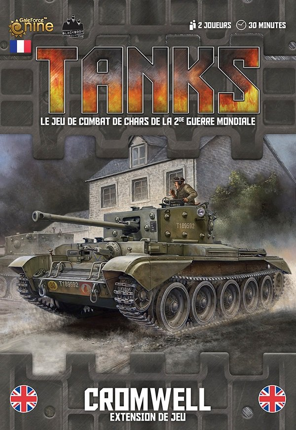 Tanks - Cromwell