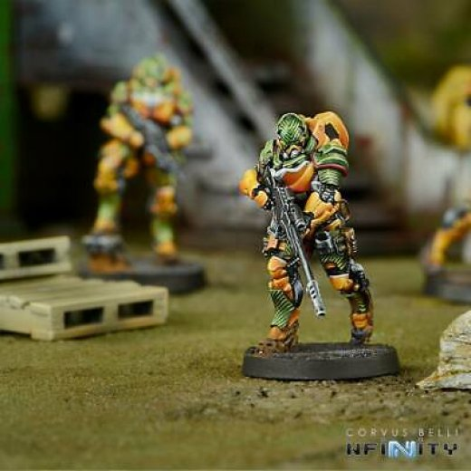 INF - yu jing - haidao special support group