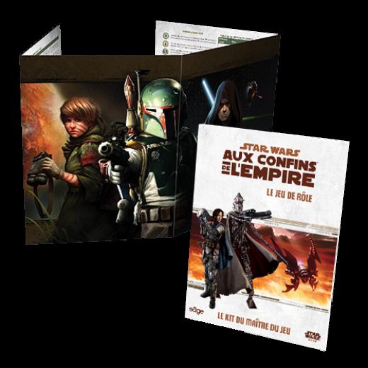 Star Wars Aux Confins de l'Empire : Le Kit du Maître de Jeu