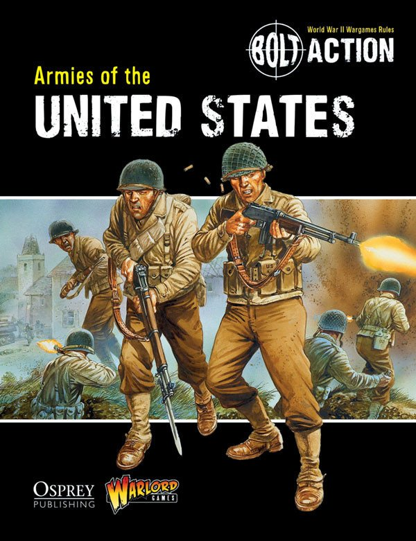 BA - Armies of the United States rulebook
