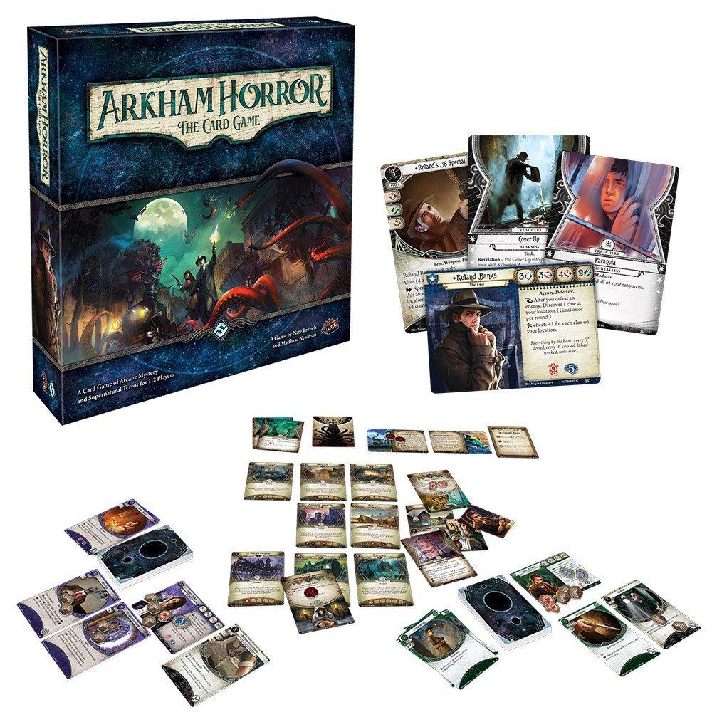 Arkham Horror : The Card Game