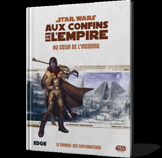 Star Wars Aux Confins de l'Empire : Au Coeur de l'Inconnu